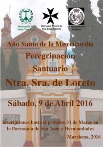 00 Cartel Peregrinación Loreto