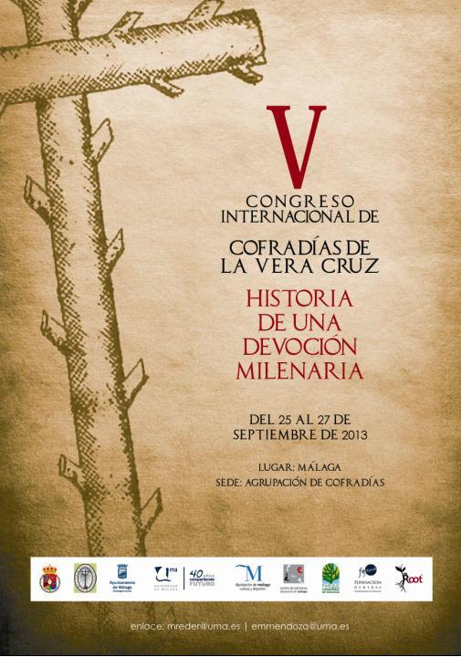 Cartel V Congreso