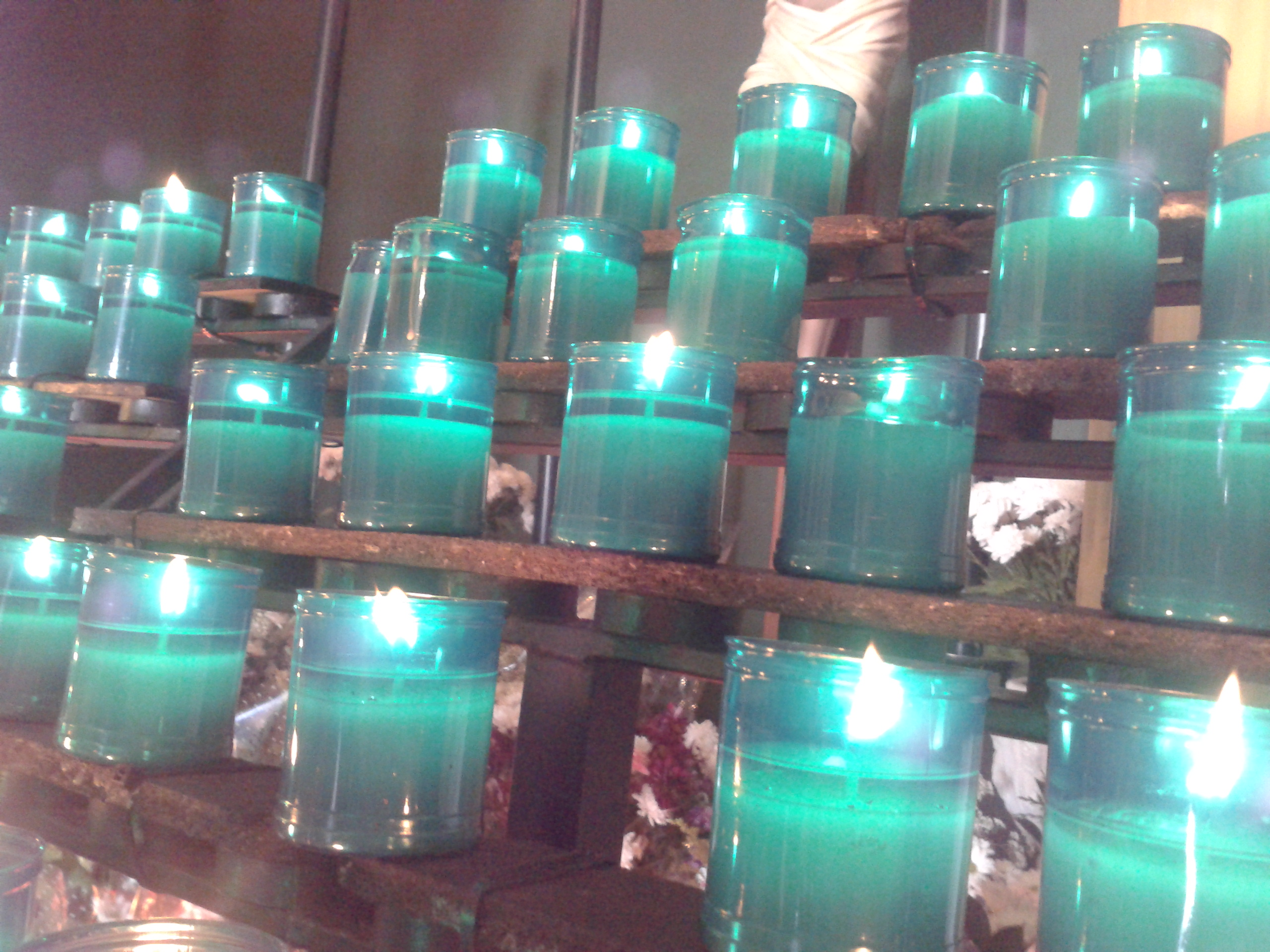 Panteon velas